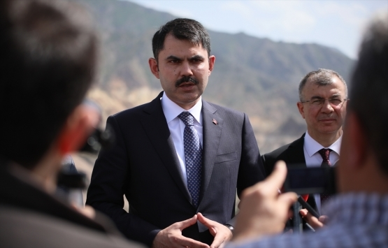Murat Kurum: Yusufeli