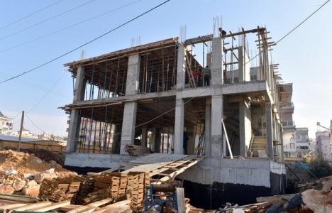 Antalya Kepez'deki sosyal tesisin yüzde 80'i tamamlandı!