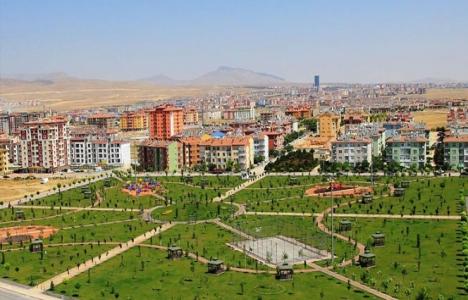 Konya Selçuklu'da 85 milyon TL'ye satılık 4 arsa!