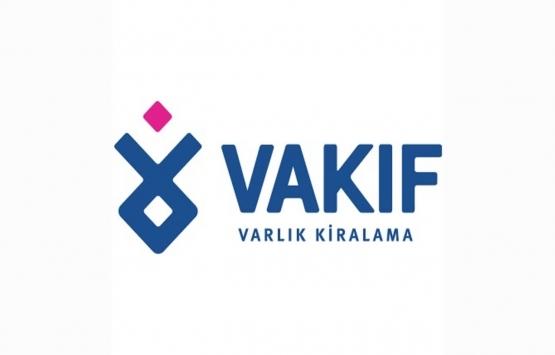 Vakıf Varlık Kiralama 250 milyon TL'lik kira sertifikası ihracı için SPK'ya başvurdu!