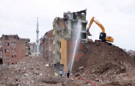 Trabzon Çömlekçi'de 132 binanın kamulaştırma işlemleri tamamlandı!