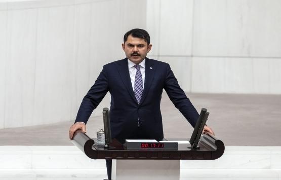 Murat Kurum: Sosyal konut projelerimizi hızlandırdık!