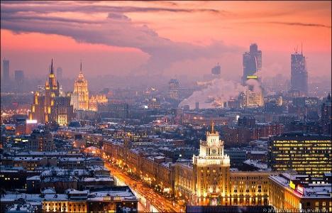 Moskova'da lüks konut satışları yüzde 66 arttı!