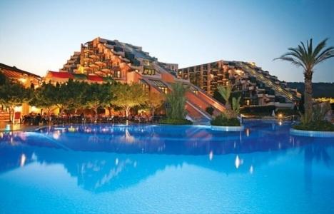 Antalya'da oteller yeni