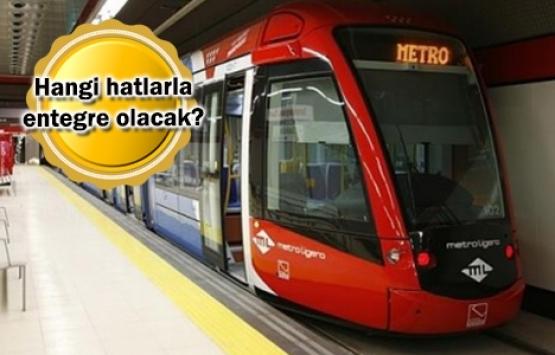 Kayaşehir Fenertepe Metro Hattı için düğmeye basıldı!