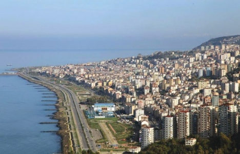 TOKİ Trabzon'da kamulaştırma yapmayacak!