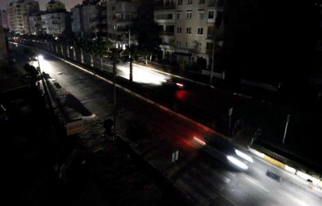 İstanbul'da elektrik kesintisi 28 Ocak 2016!