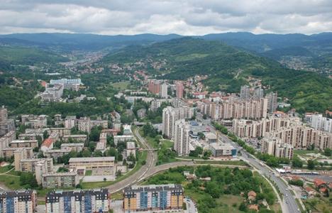 Tuzla'da beş mahallenin