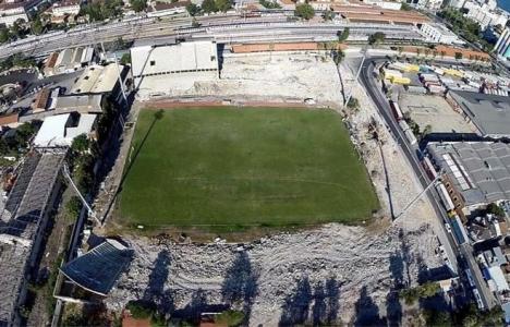 İzmir Alsancak Stadı'nın