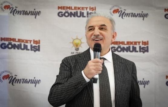 Ümraniye'de yeni metro hatlarıyla ulaşım sorunu kalmayacak!