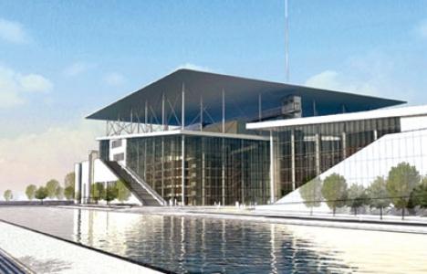 Yunanistan'da 803 milyon dolarlık kültür merkezi inşa ediliyor!