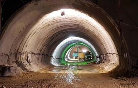 Amasya Ferhat Tüneli 21.5 milyon TL'ye mal olacak!
