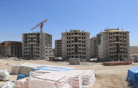 TOKİ Karaman'da her bütçeye uygun konut inşa ediyor!