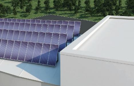 Bosch'tan sürdürülebilir enerjiye