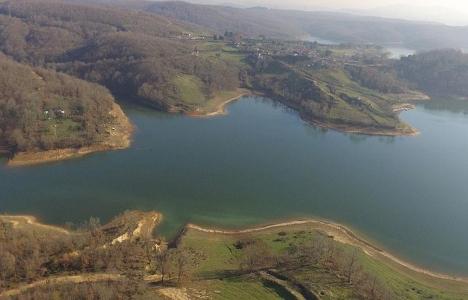 Türkiye'deki barajların doluluk