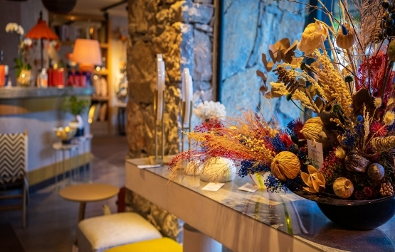 Caresse Bodrum'da Design My Dream mağazası açıldı!