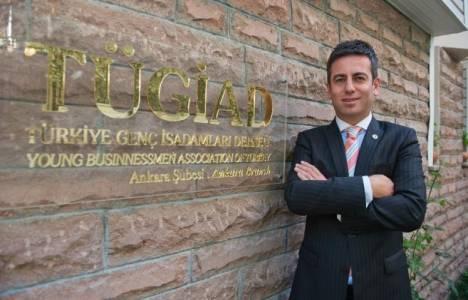 Barış Aydın: Çankaya'da bulunan iş yerleri istihdama katkı sağlıyor!