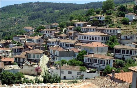 İzmir'deki köylerde büyük bir yapılaşma başladı!