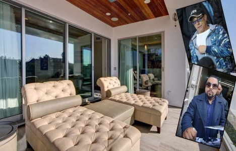 Jean Claude Van Dammme saray yavrusu evini 7.25 milyon dolara sattı!