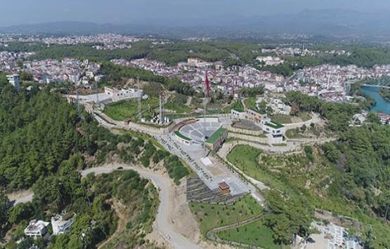 Manavgat Türkbeleni projesi
