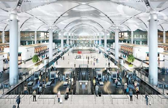 Yeni Havalimanı'na akıllı güvenlik sistemi!