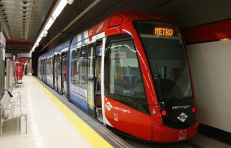Kirazlı-Halkalı Metro Hattı