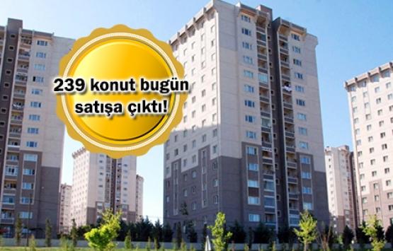 TOKİ'den 355 TL taksitle ev fırsatı!