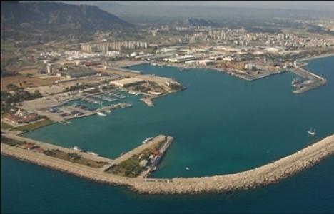 Antalya Limanı, kruvaziyer sezonunu kapattı!