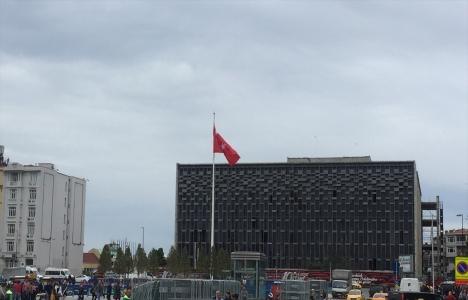 Taksim Meydanı'ndaki düzenleme
