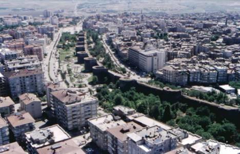 Diyarbakır'da turist sayısı