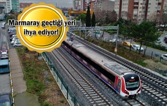 Gebze-Halkalı Marmaray Hattı konut fiyatlarını artırdı!