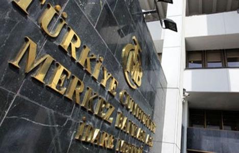 Merkez Bankası faiz