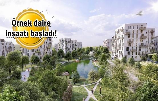 KİPTAŞ Silivri 4. Etap inşaatında son durum!
