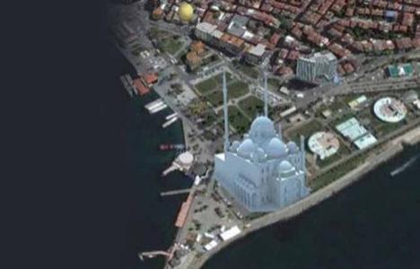Kadıköy rıhtımına yapılacak caminin imar planı askıdan indi!
