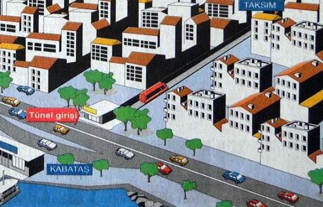 1997 yılında İstanbul, ikinci bir tünele kavuşacakmış!
