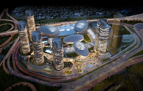 Mall Of İstanbul'un