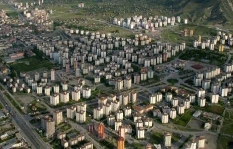Anadolu'da konut fiyatları