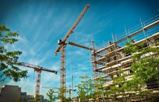 İnşaat sektörü güven endeksi Ağustos'ta yüzde 2,3 düştü!