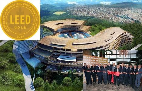 Rixos Eskişehir'e LEED Gold sertifikası!
