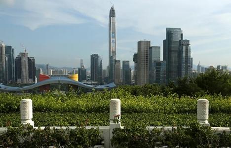 Çin'de Ekim ayında