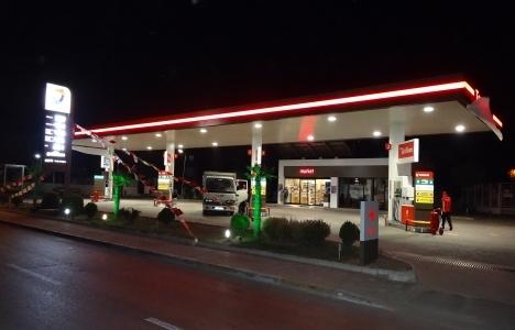 Ankara'da belediyeden 750 bin TL'ye satılık akaryakıt istasyonu!