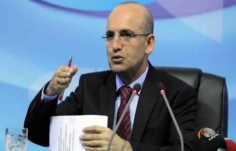 Mehmet Şimşek'ten tarım