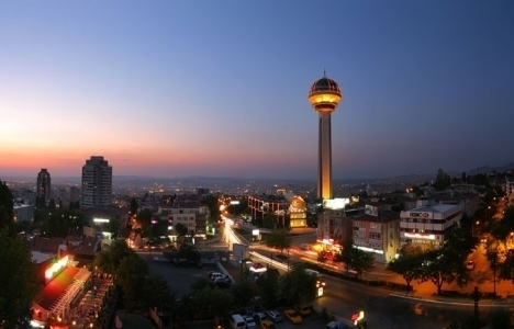 Ankara'da 9 saatlik elektrik kesintisi! 18 Aralık 2014