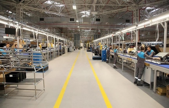 Manisa Akhisar'da 10.9 milyon TL'ye icradan satılık fabrika!