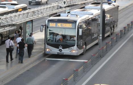 Metrobüs hattı asfaltlama çalışmalarında 2. etap başlıyor!