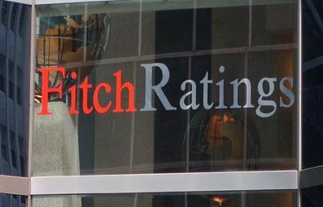 Fitch'den Türkiye