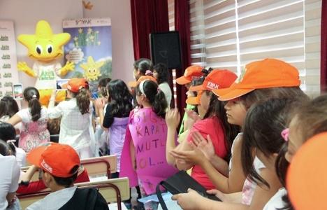 Soyak Akıllı Yıldızlar Sosyal Sorumluluk Projesi'nin ilk dönemi sona erdi!