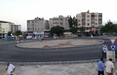 Kahramanmaraş'ta altyapı çalışmaları