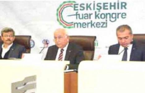 Eskişehir'de 60 milyon