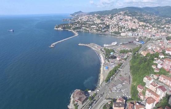 Zonguldak'ta kıyı kenar çizgisindeki yapılar yıkılacak!